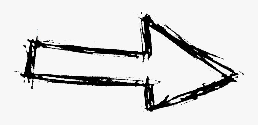 Arrow Png Pencil, Transparent Clipart