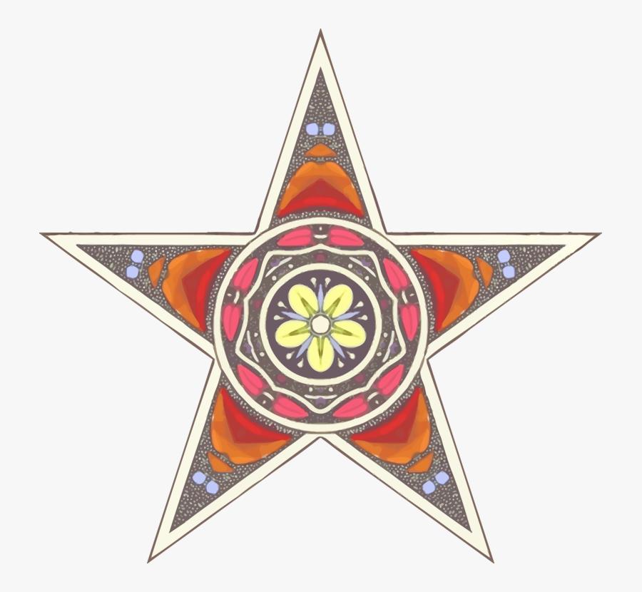 Christmas - Communist Symbol Png, Transparent Clipart