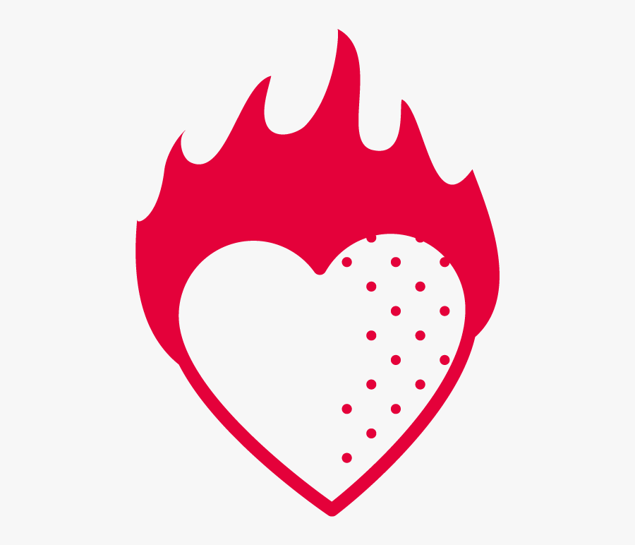 Sauce Clipart , Png Download - Heart, Transparent Clipart