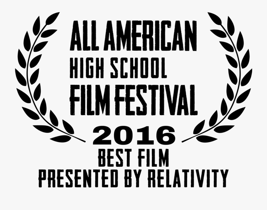 Best Film 2016 - All-american High School Film Festival, Transparent Clipart