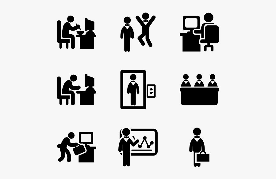 People,social Group,font,clip - Human Icons, Transparent Clipart
