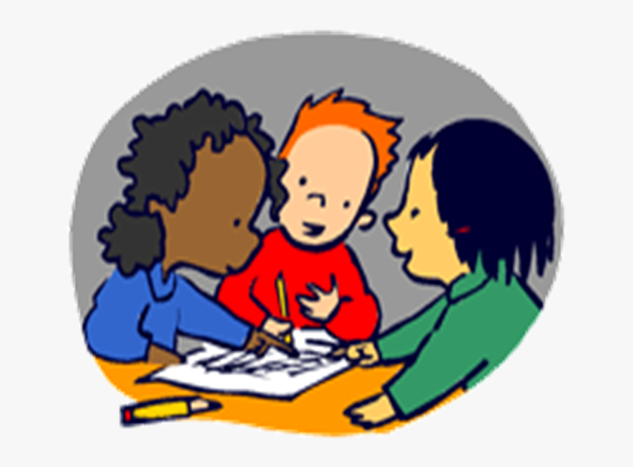 Groups Will Be Assigned By The Teacher - Team Work Clip Art, Transparent Clipart