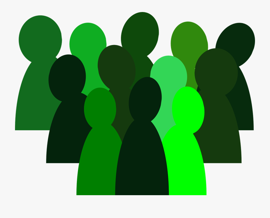 Equity Builders - Small Group Of People Drawing, Transparent Clipart