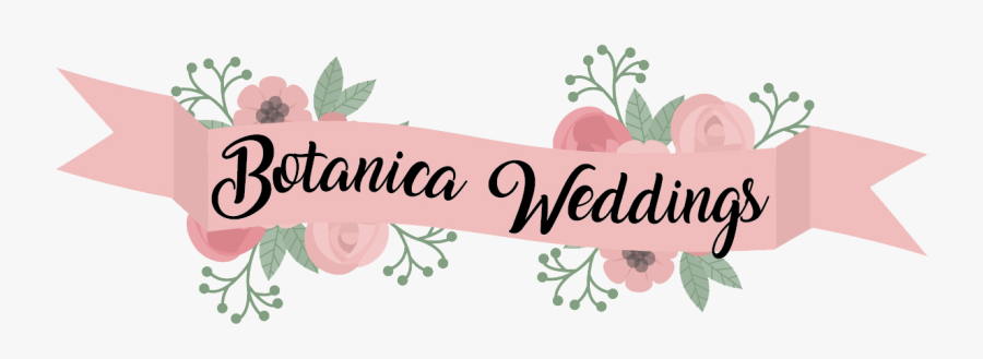Welcome To Botanica Weddings Wedding Floral Banner Png Free Transparent Clipart Clipartkey