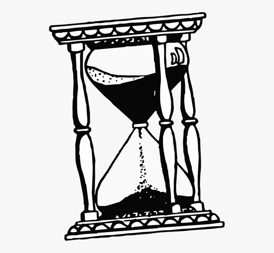 Jpg Transparent Stock Download Time Wikimedia Commons - Hourglass Clipart, Transparent Clipart
