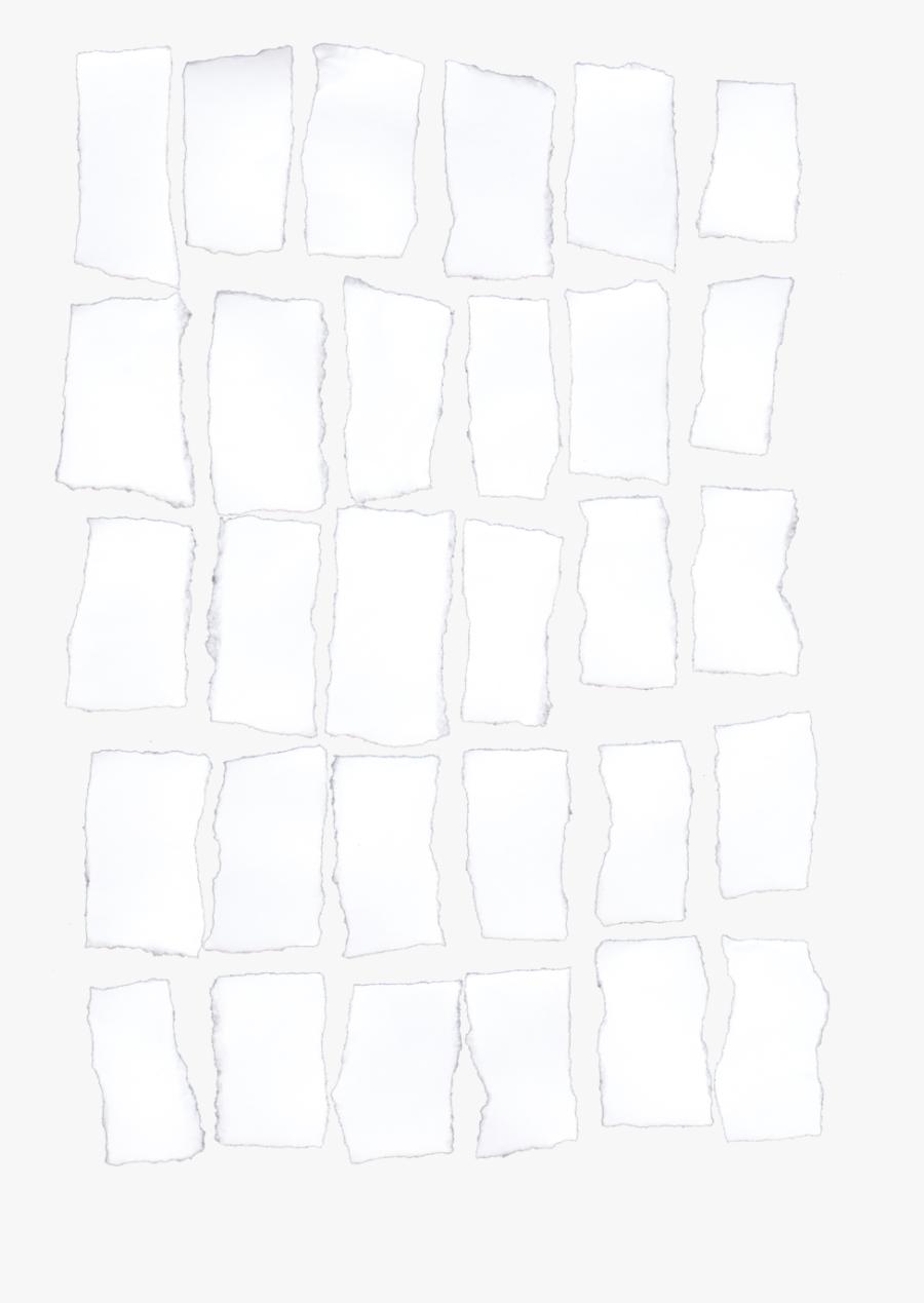 Paper Scraps - Style, Transparent Clipart