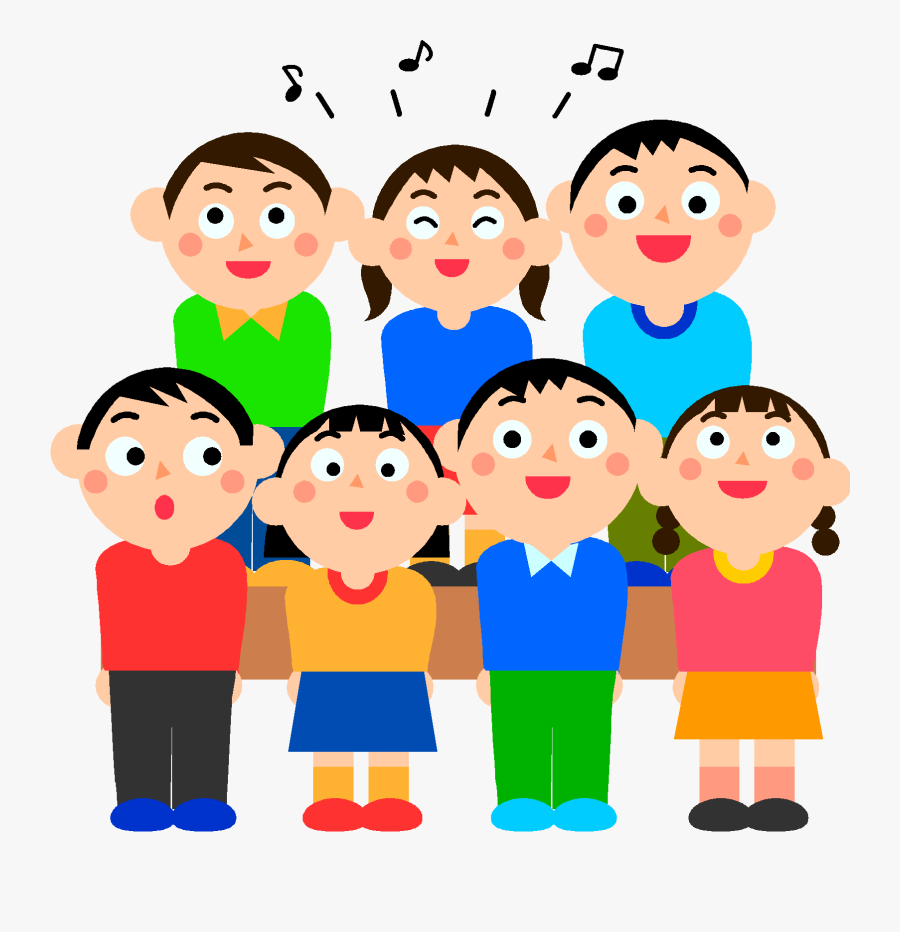 Choir clipart children's, Choir children's Transparent FREE for download on  WebStockReview 2020
