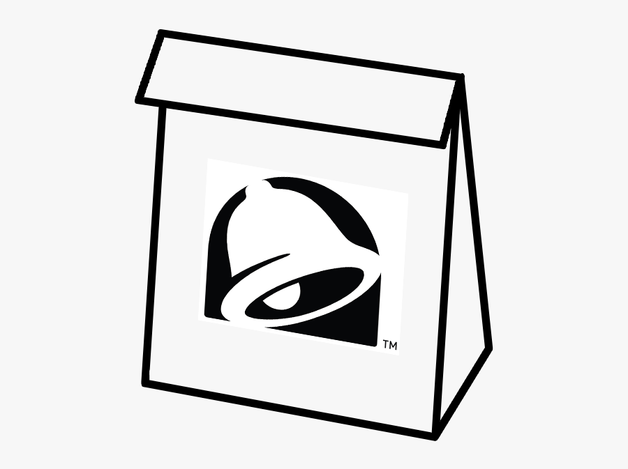 Pickup Icon - Taco Bell Logo, Transparent Clipart