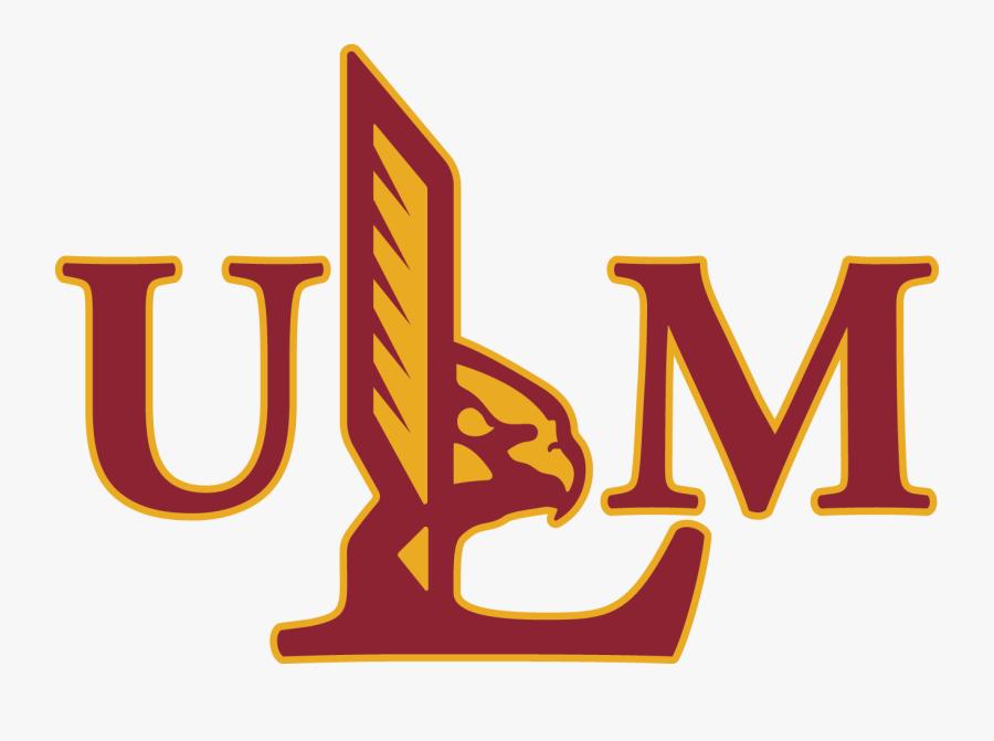 University Of Louisiana At Monroe Logo, Transparent Clipart