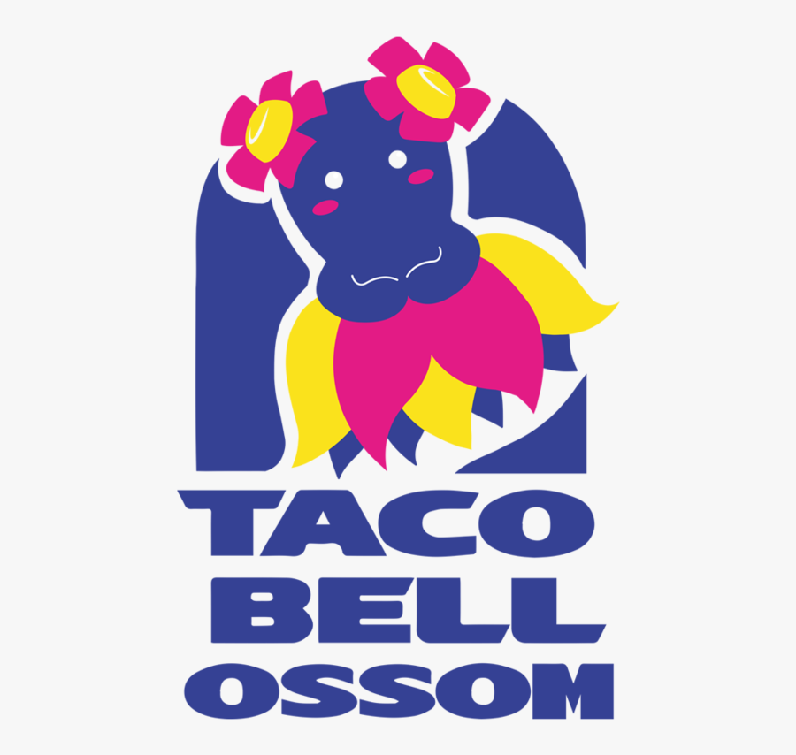 Taco Bell Live Outside The Bun, Transparent Clipart
