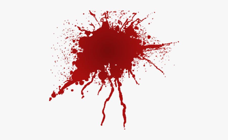 Blood Stain Transparent Background, Transparent Clipart