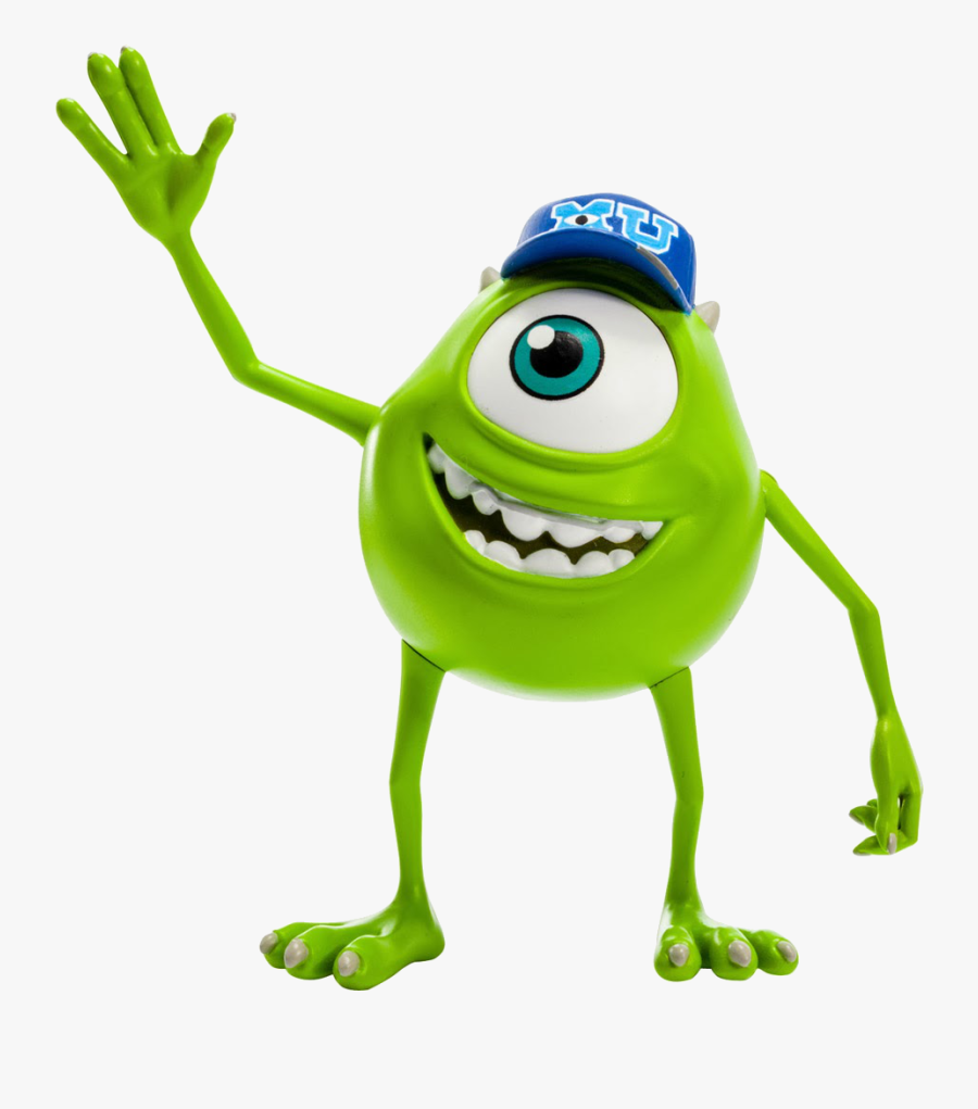 Monsters University Mike Toy, Transparent Clipart