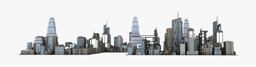 Png City Buildings Transparent City Buildings - Building Cut Out Png, Transparent Clipart