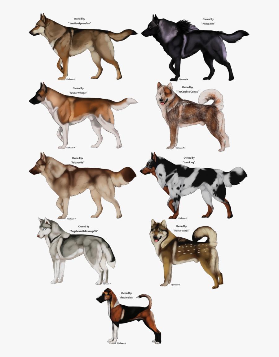 Transparent Doge Png - Anime Dog Art, Transparent Clipart