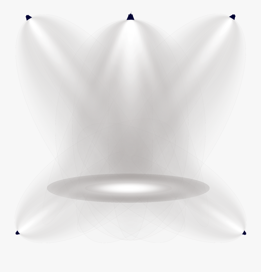 Transparent Stage Lighting Clipart - Stage Lighting Effect Png, Transparent Clipart