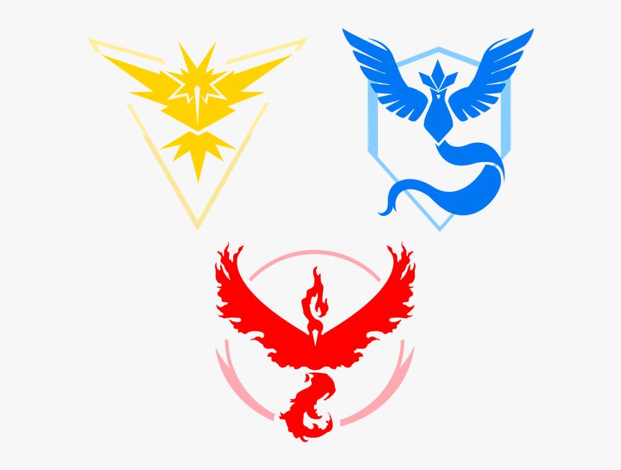 648 X 601 - Pokemon Go Valor Png, Transparent Clipart