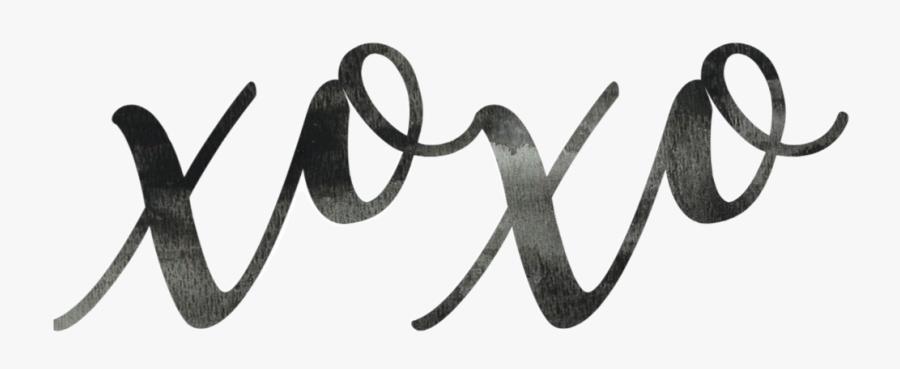 #xoxo #hugs #kisses - Fondos De Pantalla Tiernos Xoxo, Transparent Clipart