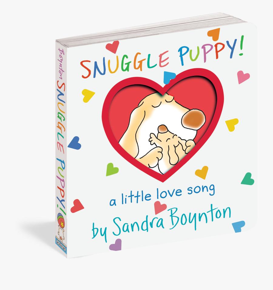 """  Class=""lazyload Lazyload Mirage Cloudzoom Featured - Snuggle Puppy Sandra Boynton, Transparent Clipart"