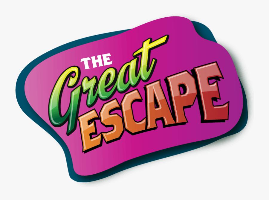 The Great Escape Clipart , Png Download - Great Escape Kingston, Transparent Clipart
