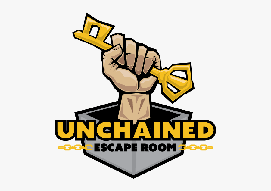 Detective Clipart Escape Room - Unchained Escape Room, Transparent Clipart