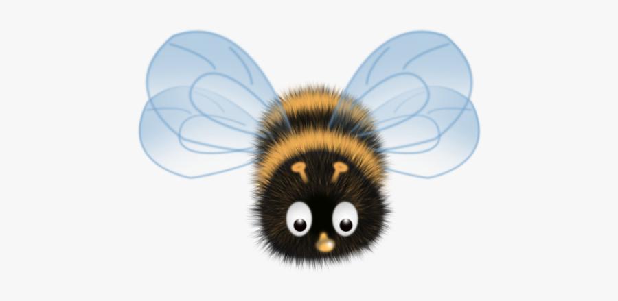 Bumblebee, Transparent Clipart