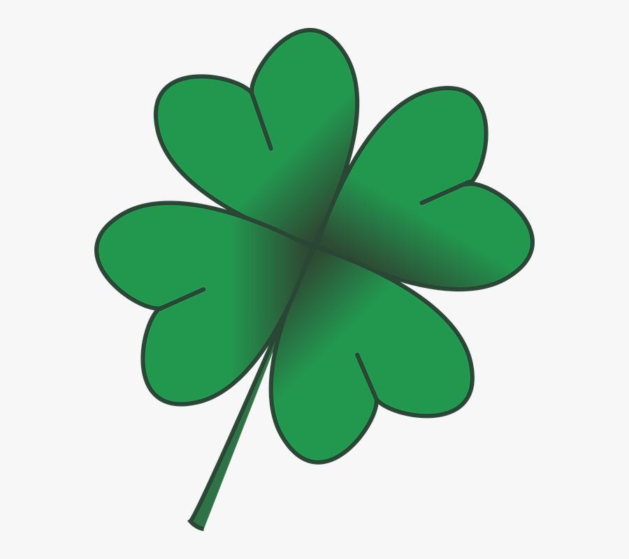 """Shamrock, St Patrick""""s Day, Irish - Ośrodek Interwencji Kryzysowej, Transparent Clipart"""