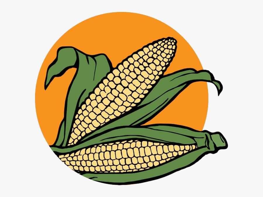 Corn - Ears Of Corn Clipart, Transparent Clipart