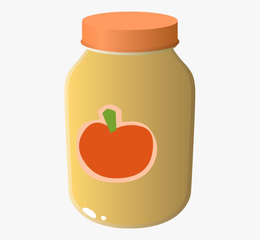 Fruit Preserve,food,fruit - Roux Clipart, Transparent Clipart