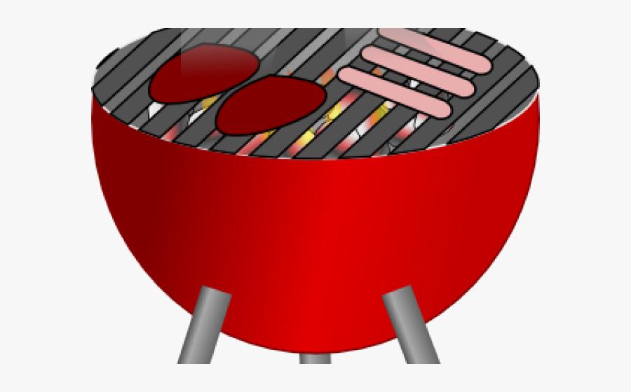 Barbecue Sauce Clipart Bbq Grill - Bbq Grill Clip Art, Transparent Clipart