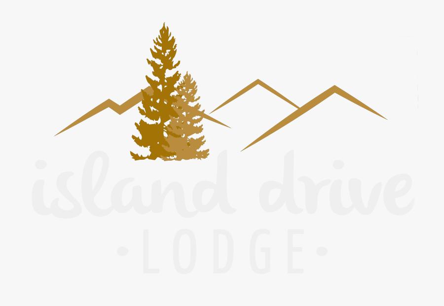 Island Drive Lodge - Illustration, Transparent Clipart