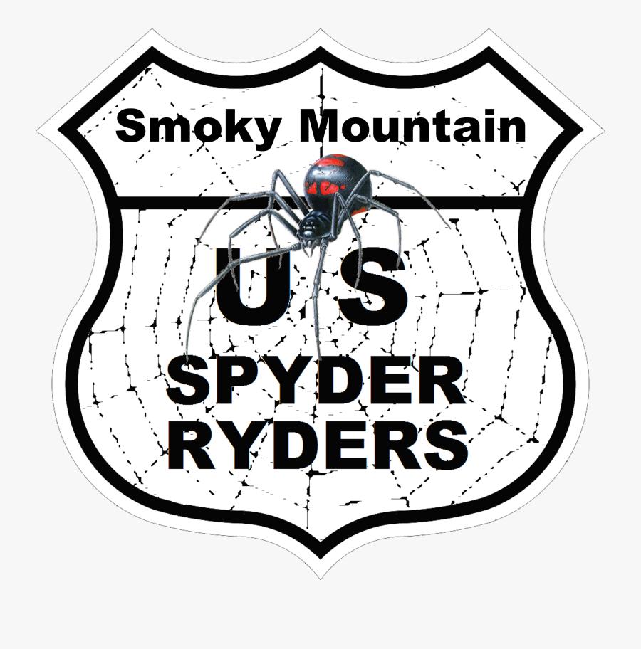 Us Spyder Ryder Tn Smokymountain - Us Spyder Ryders, Transparent Clipart