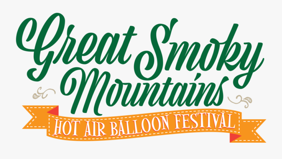 Great Smoky Mountain Hot Air Balloon Festival, Transparent Clipart