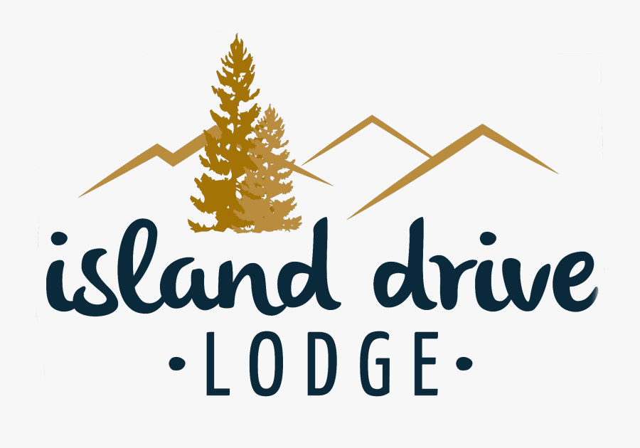 Island Drive Lodge - Illustration, Transparent Clipart