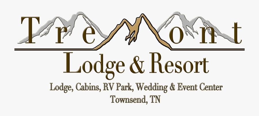 Tremontlogo2014 Clean Dark - Tremont Lodge & Resort Logo, Transparent Clipart