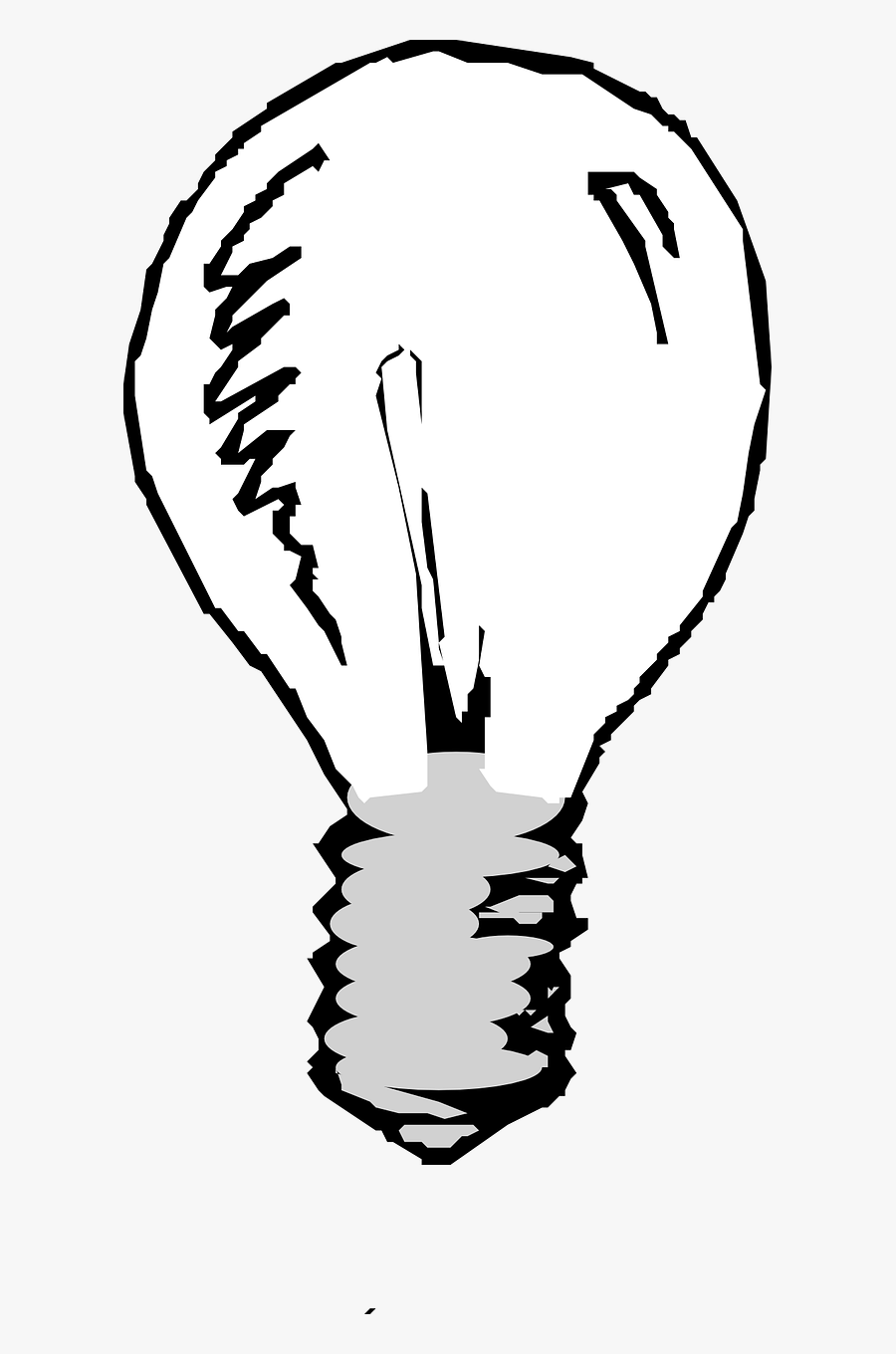 transparent electricity clipart black and white animated light bulb transparent free transparent clipart clipartkey animated light bulb transparent