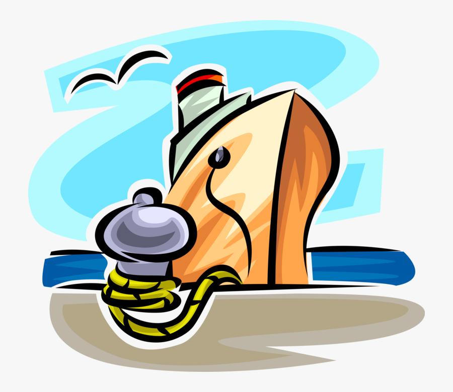 Transparent Cruise Ship Clip Art Png - Cruise Ship Port Clipart, Transparent Clipart