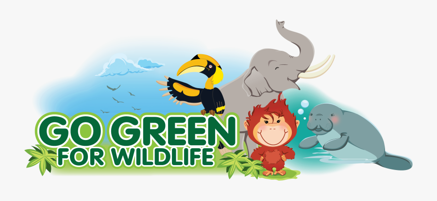 Wildlife Animation, Transparent Clipart