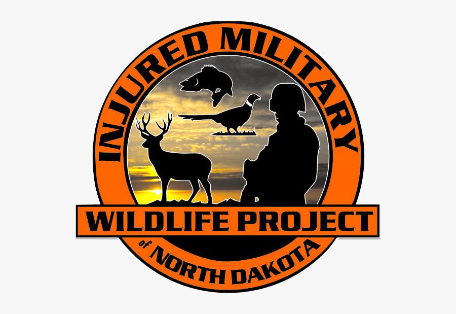 Injured Military Wildlife Project Of North Dakota, Transparent Clipart
