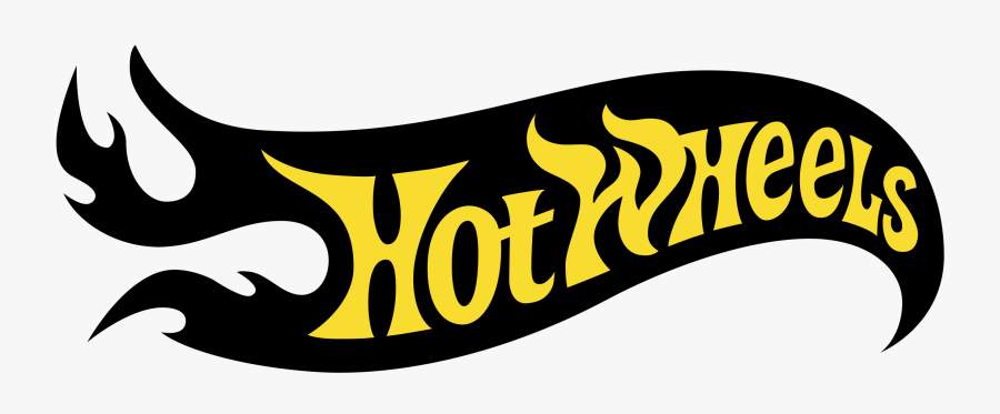 Hot Wheels Logo Png Transparent - Hot Wheels Car Silhouette, Transparent Clipart