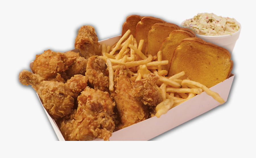 Transparent Fried Chicken Png - Fish And Chips, Transparent Clipart