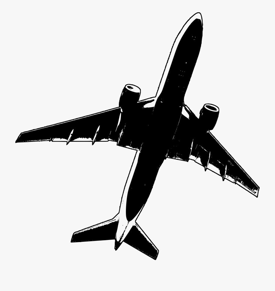 Thumb Image - Airplane Crashing Png, Transparent Clipart