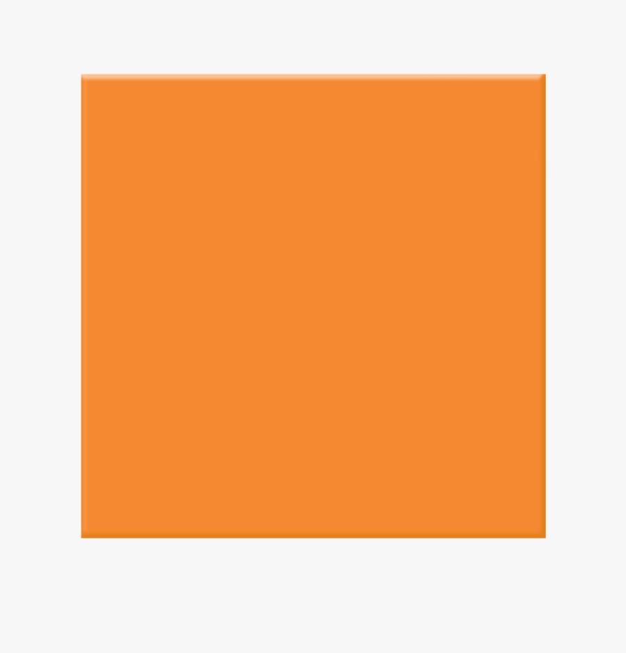 Orange Square Clipart, Transparent Clipart