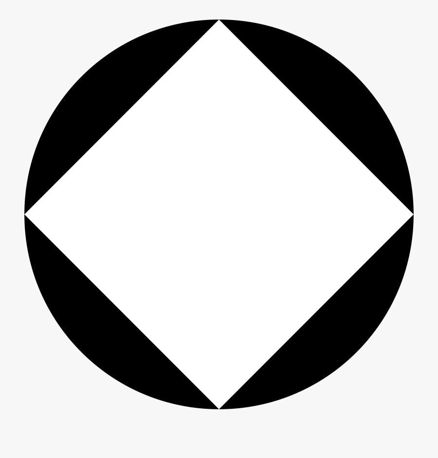 Clipart - Anarchy Symbol, Transparent Clipart