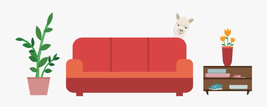 Transparent Clipart Of Poop - Studio Couch, Transparent Clipart