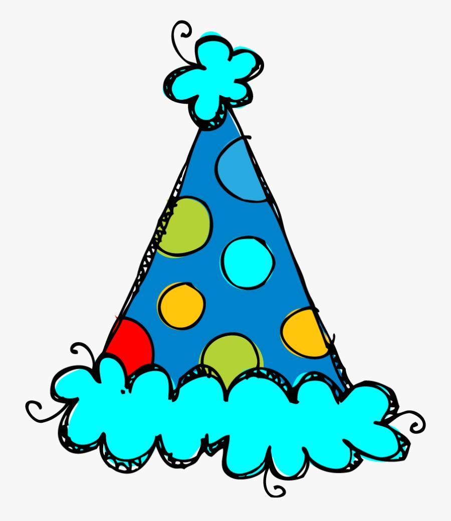 Birthday Hat Clipart - Happy Birthday Hat Clipart, Transparent Clipart