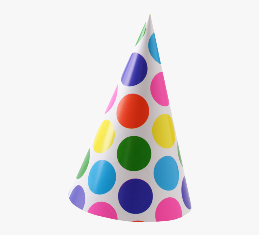 Birthday Hat Clipart Transparent Background Collection - Party Hat Transparent Background, Transparent Clipart
