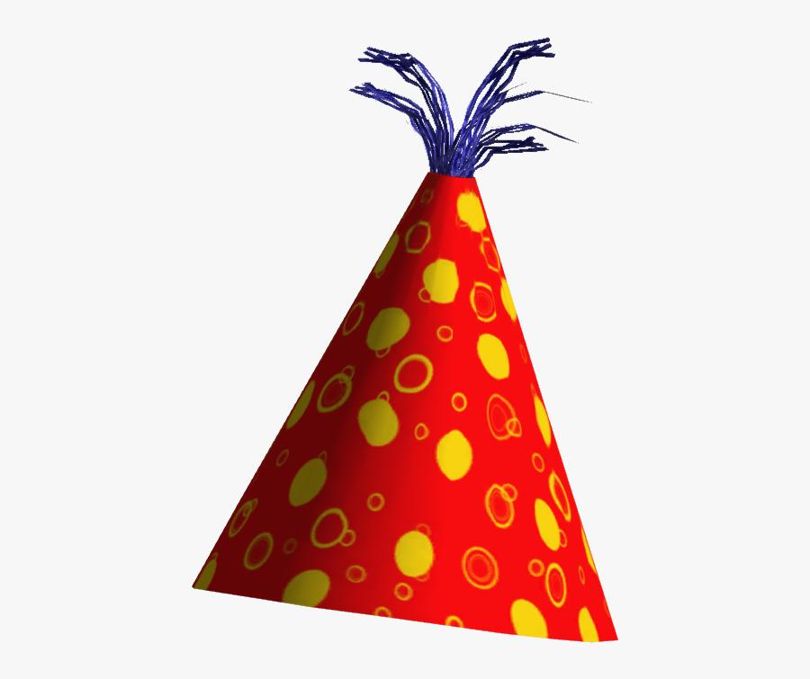 Plain Birthday Hat Clipart Transparent Background Collection - Transparent Background Birthday Hat, Transparent Clipart