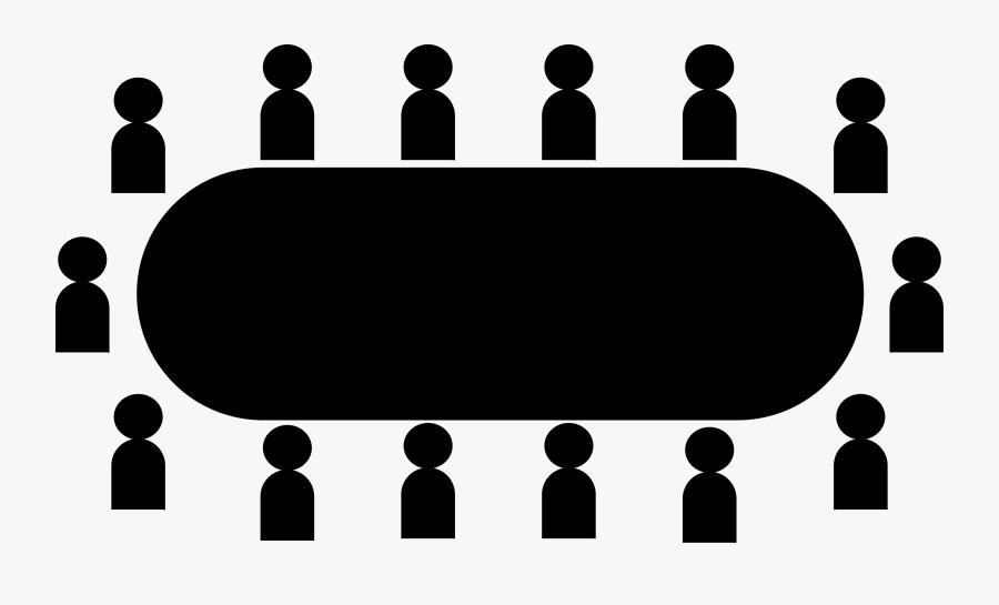Conference - Clipart - Meeting Clip Art, Transparent Clipart