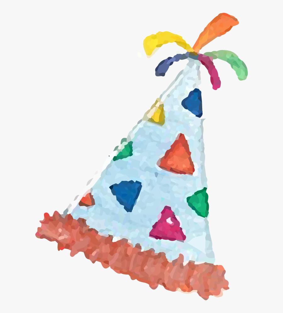 Transparent Birthday Hat Clipart - Birthday Hat Clipart Png, Transparent Clipart