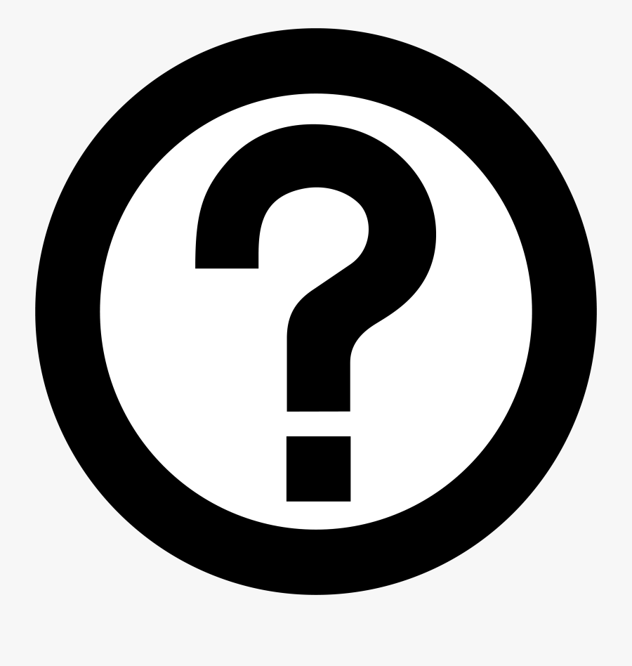 """I""""m So Confused Clip Art - 2 Number In Circle, Transparent Clipart"""